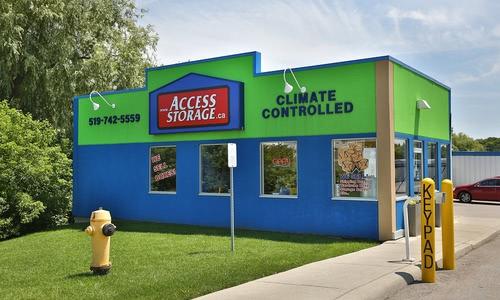 Access Storage - Kitchener East