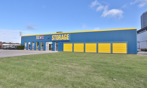 Access Storage - Scarborough Town Centre