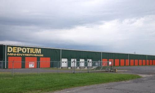 Depotium Mini-Entrepôt - Les Coteaux