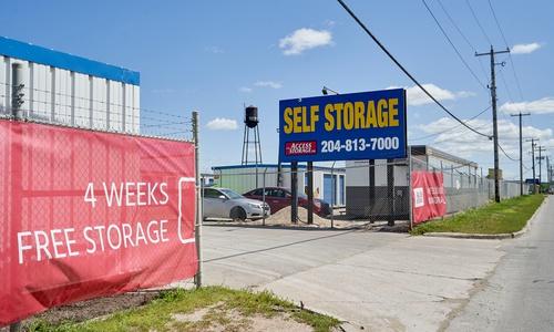 Access Storage - Winnipeg Est