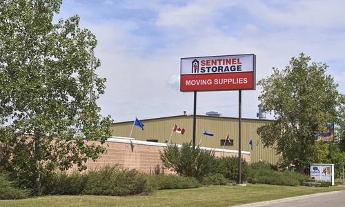 Sentinel Storage - Calgary South East
