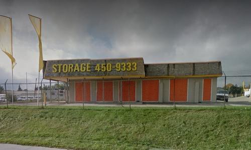 Safe Self Storage - Brampton