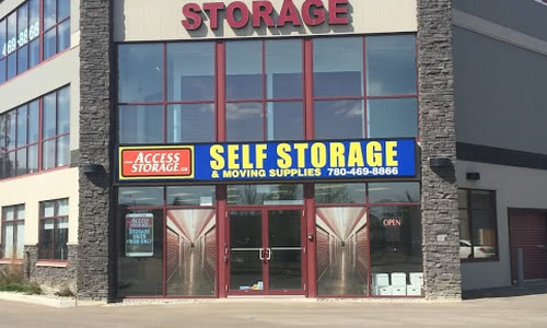 Access Storage - Edmonton Sud-Est
