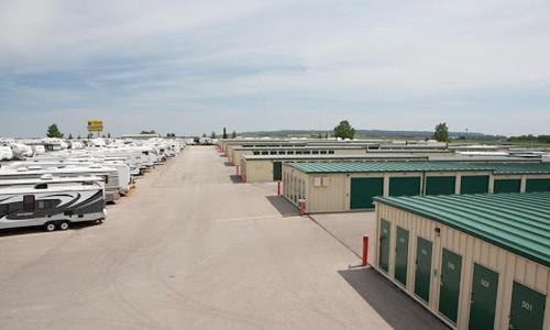 Access Storage - Calgary Springbank