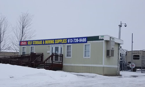 Access Storage - Ottawa St. Laurent located at 2221 Gladwin Cres. has the self storage solutions you need. Call to reserve today!