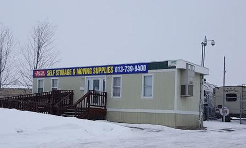 Access Storage - Ottawa St. Laurent