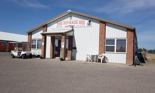 Sentinel Storage - Lethbridge Industrial Parks