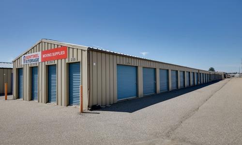Sentinel Storage - Lethbridge