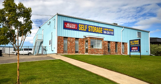 Rent Affordable Self Storage Units at 331 103 St E ...