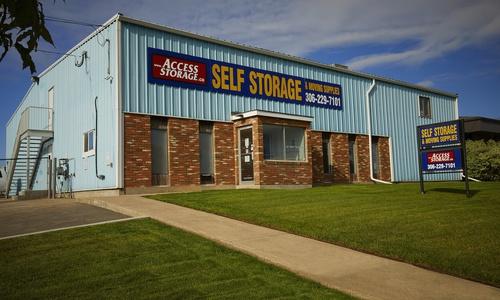 Access Storage - Saskatoon East
