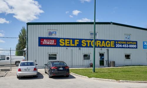 Access Storage - Winnipeg Chevrier