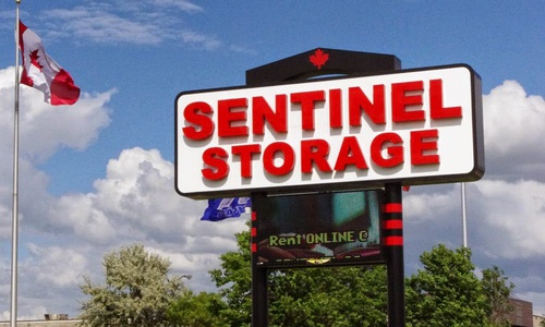 Sentinel Storage - Winnipeg North