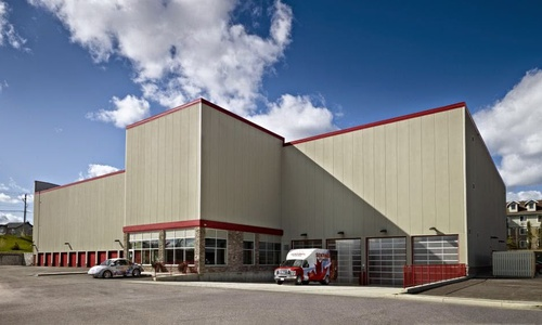 Sentinel Storage - Calgary Chaparral