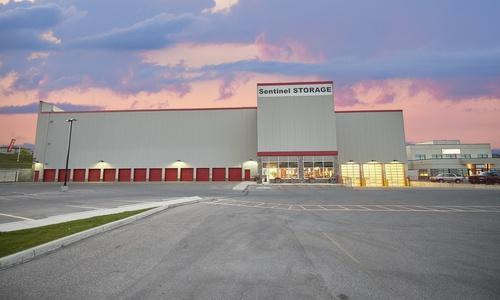 Sentinel Storage - Calgary Chaparral