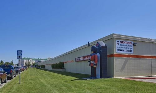 Sentinel Storage - Calgary North