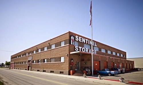 Sentinel Storage - Edmonton Central