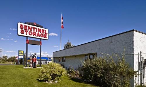 Sentinel Storage - Edmonton North