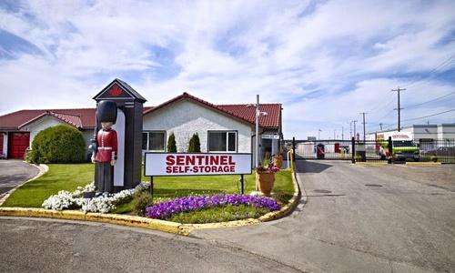 Sentinel Storage - Edmonton South