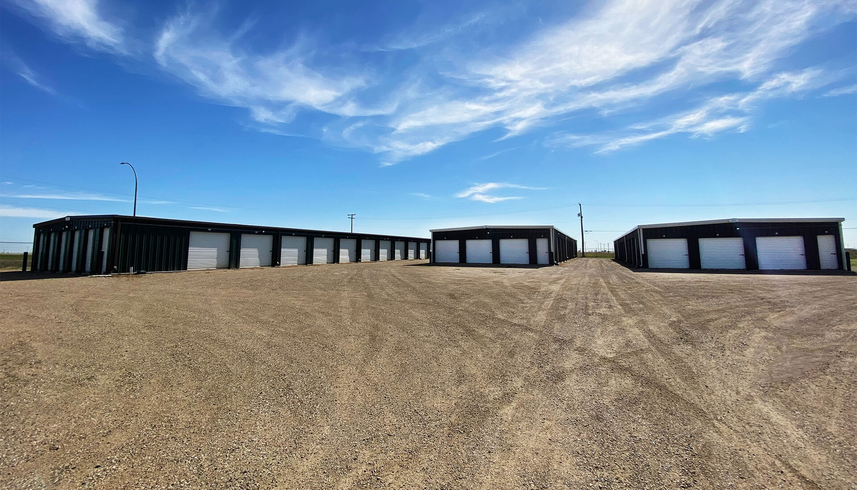 Rent Moose Jaw storage units at 123 Diefenbaker Dr. We offer a wide-range of affordable self storage units and your first 4 weeks are free!
