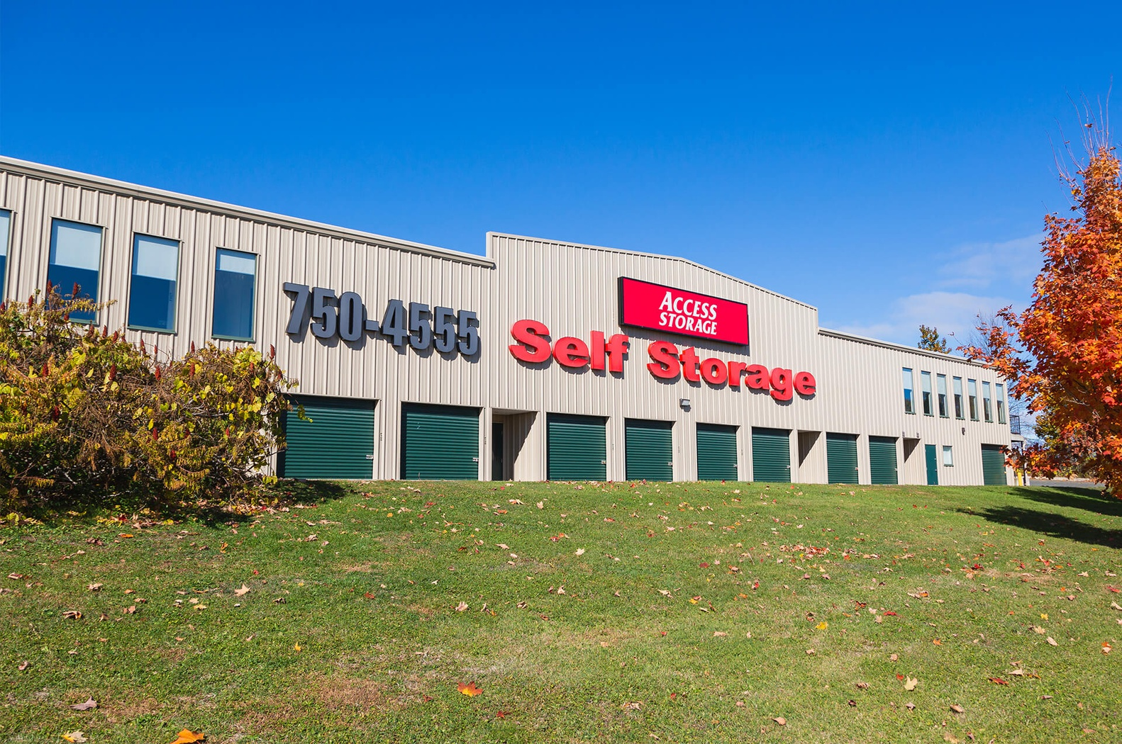 Rent Peterborough South storage units at 1850 Fisher Dr. We offer a wide-range of affordable self storage units and your first 4 weeks are free!