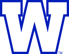 Winnipeg Blue Bombers Jersey Draw