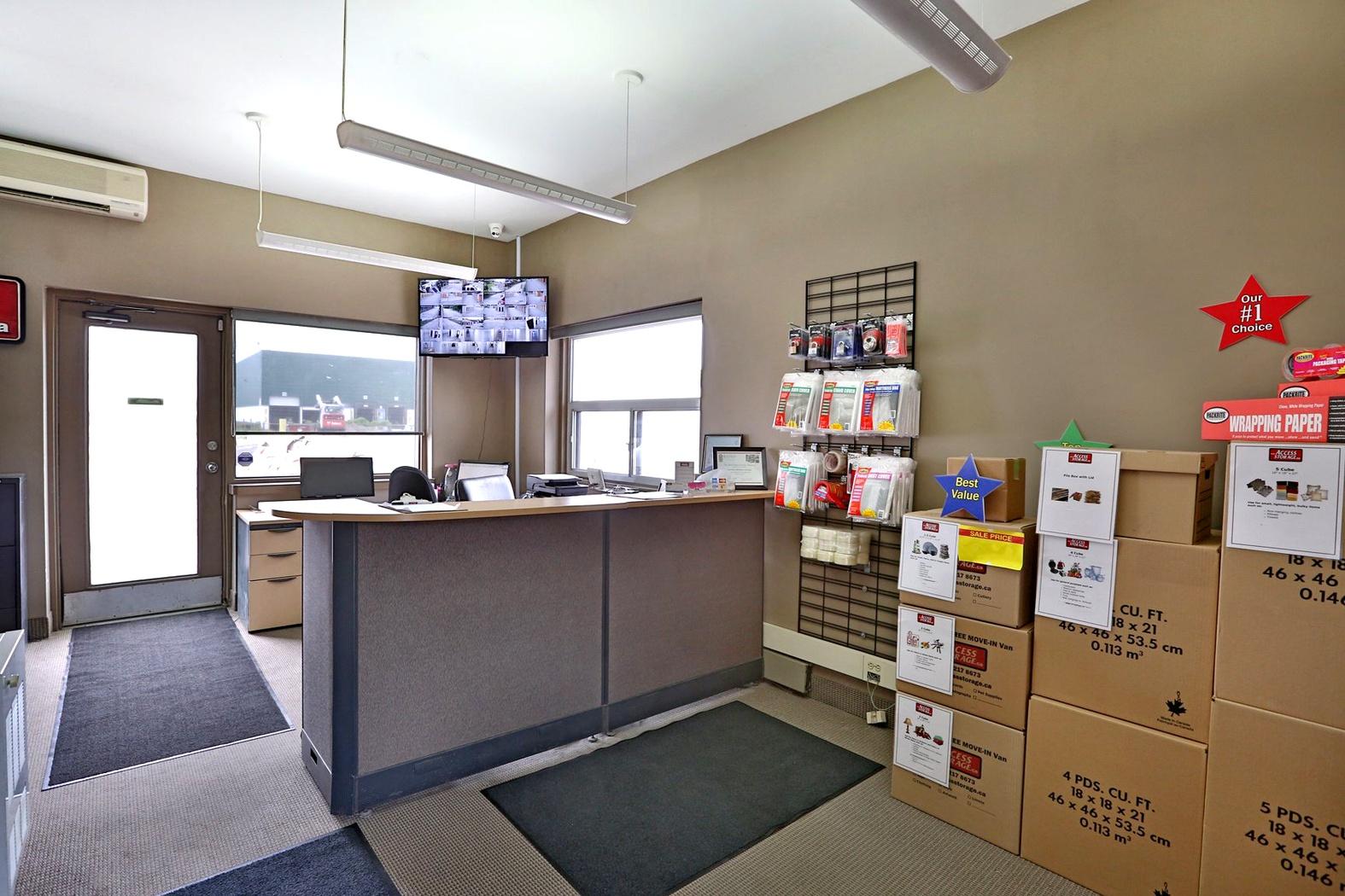 La succursale Access Storage – East York, située au 40 Beth Nealson Drive, a la solution d'entreposage qu'il vous faut. Réservez dès aujourd'hui!