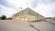 Rent Mississauga storage units at 2480 Argentia Road. We offer a wide-range of affordable self storage units and your first 4 weeks are free!