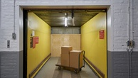 Rent Winnipeg storage units at 345 Higgins Avenue. We offer a wide-range of affordable self storage units and your first 4 weeks are free!