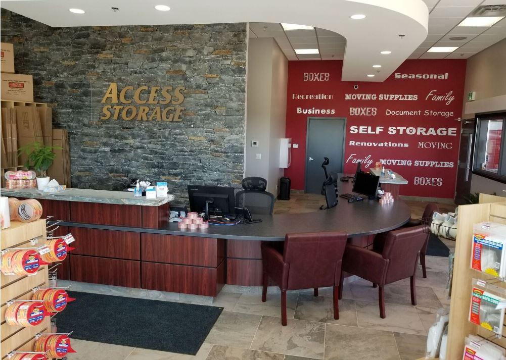 Mississauga Ninth Line Storage Units Access Self Storage