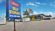 Rent Scarborough storage units at 681 Warden Ave. We offer a wide-range of affordable self storage units and your first 4 weeks are free!