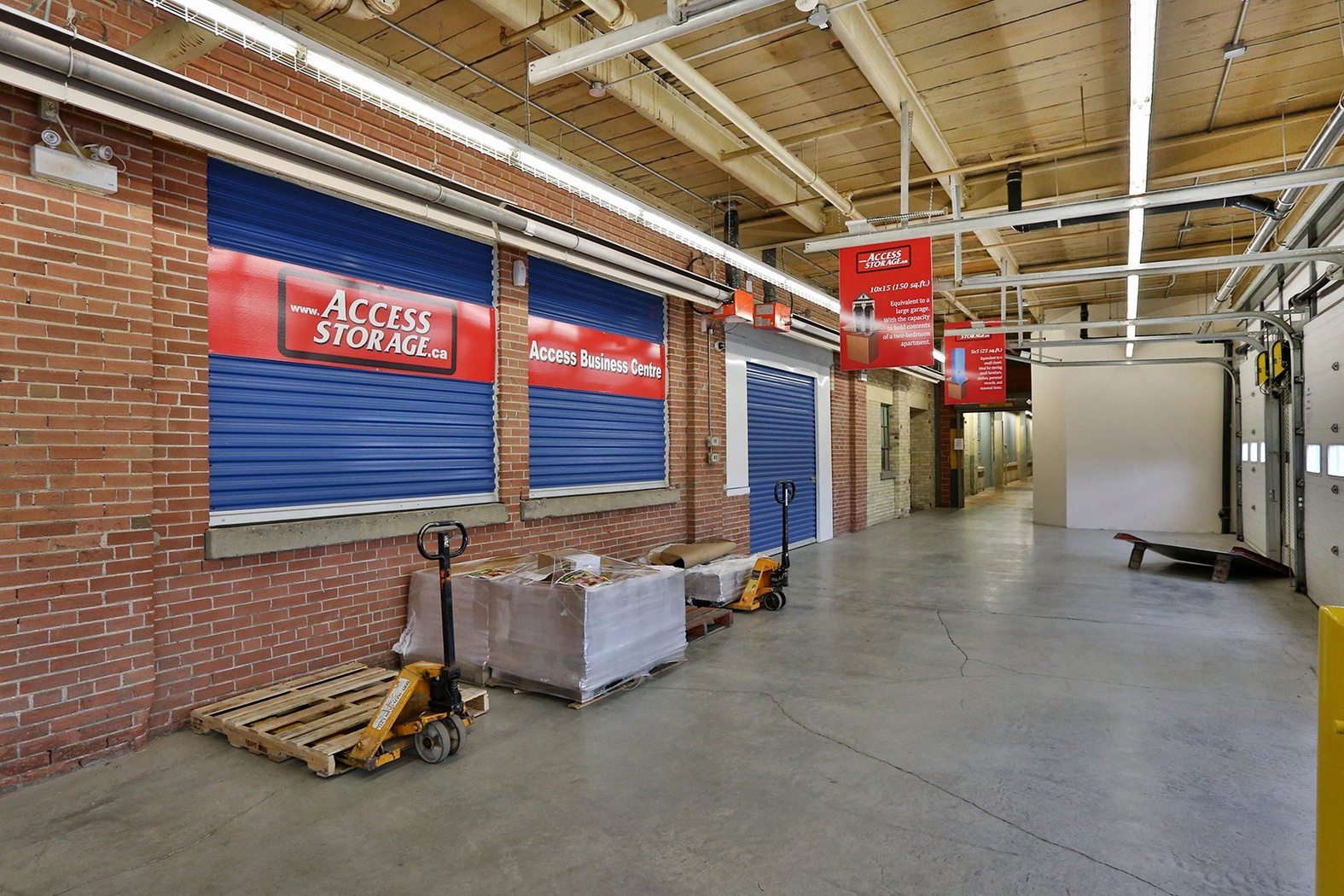 View More & Kitchener Storage Units | Access Self Storage