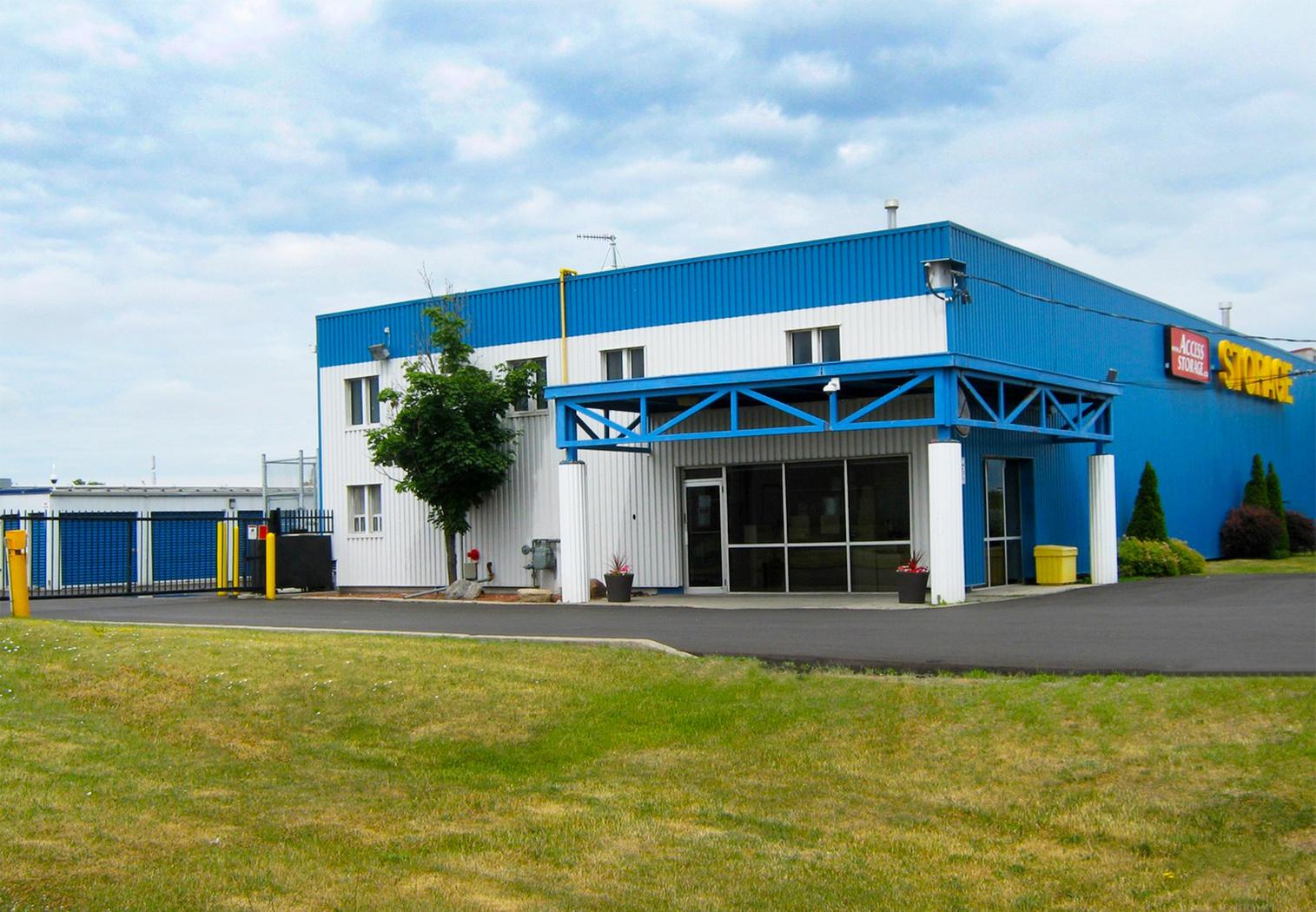 Rent Affordable Self Storage Units At 143 Heart Lake Road S Brampton On