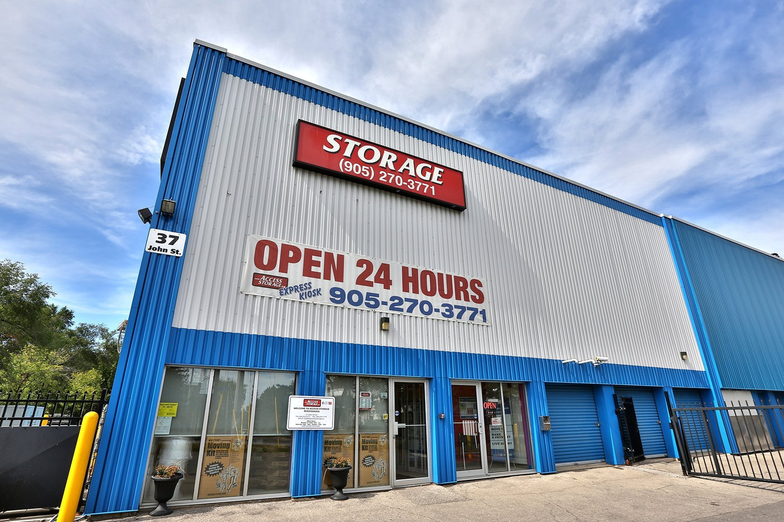 View More & Mississauga Storage Units | Access Self Storage