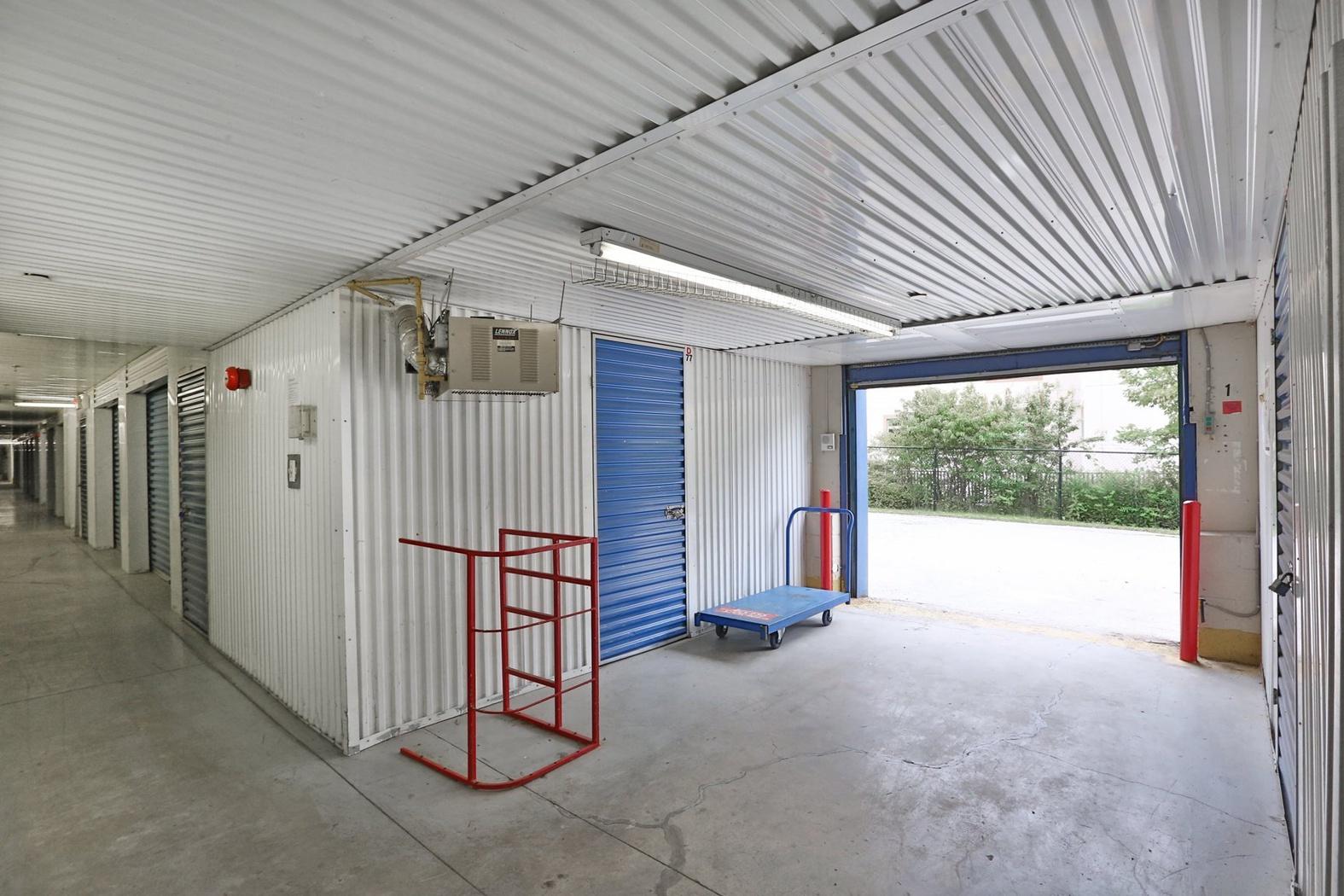 Scarborough South Storage Units Access Self Storage
