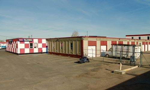 Access Storage - Edmonton North West located at 14630-128 Ave. has the self storage solutions you need. Call to reserve today!