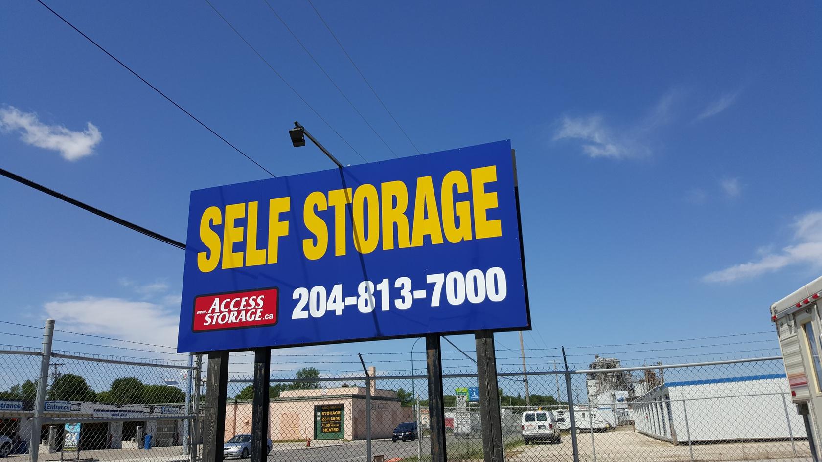 c1bdbbe9ed Winnipeg East Storage Units | Access Self Storage