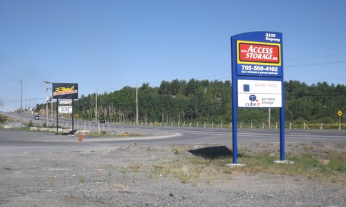 Access Storage - Sudbury located at 3105 Kingsway E has the self storage solutions you need. Call to reserve today!