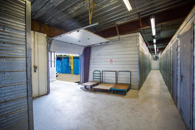 Rent Sudbury storage units at 3105 Kingsway Blvd. E. We offer a wide-range of affordable self storage units and your first 4 weeks are free!