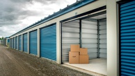 Rent Sydney storage units at 1596 Grand Lake Rd. We offer a wide-range of affordable self storage units and your first 4 weeks are free!