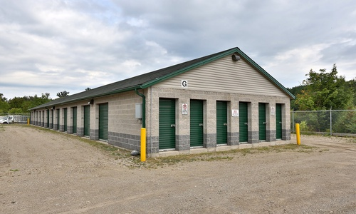 Access Storage - Kitchener North located at 2444 Shirley Dr. has the self storage solutions you need. Call to reserve today!