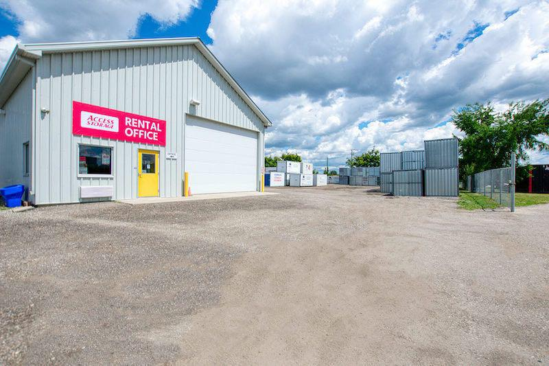 Rent Cambridge storage units at 1316 Industrial Rd. We offer a wide-range of affordable self storage units and your first 4 weeks are free!