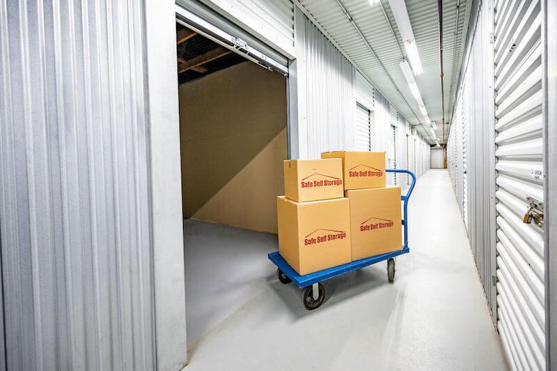 La succursale Safe Self Storage – Mississauga, située au 2480 Argentia Road, a la solution d'entreposage qu'il vous faut. Réservez dès aujourd'hui!