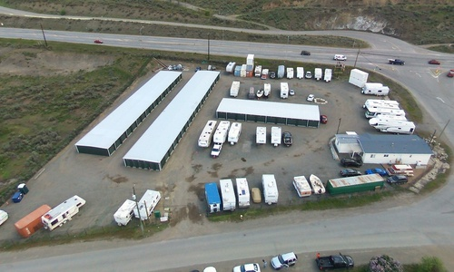 Access Storage - Kamloops located at 1021 Ricardo Rd. has the self storage solutions you need. Call to reserve today!