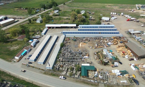 Access Storage - Kamloops Central located at 600 Okanagan Way has a storage solution for you. Call to reserve today!
