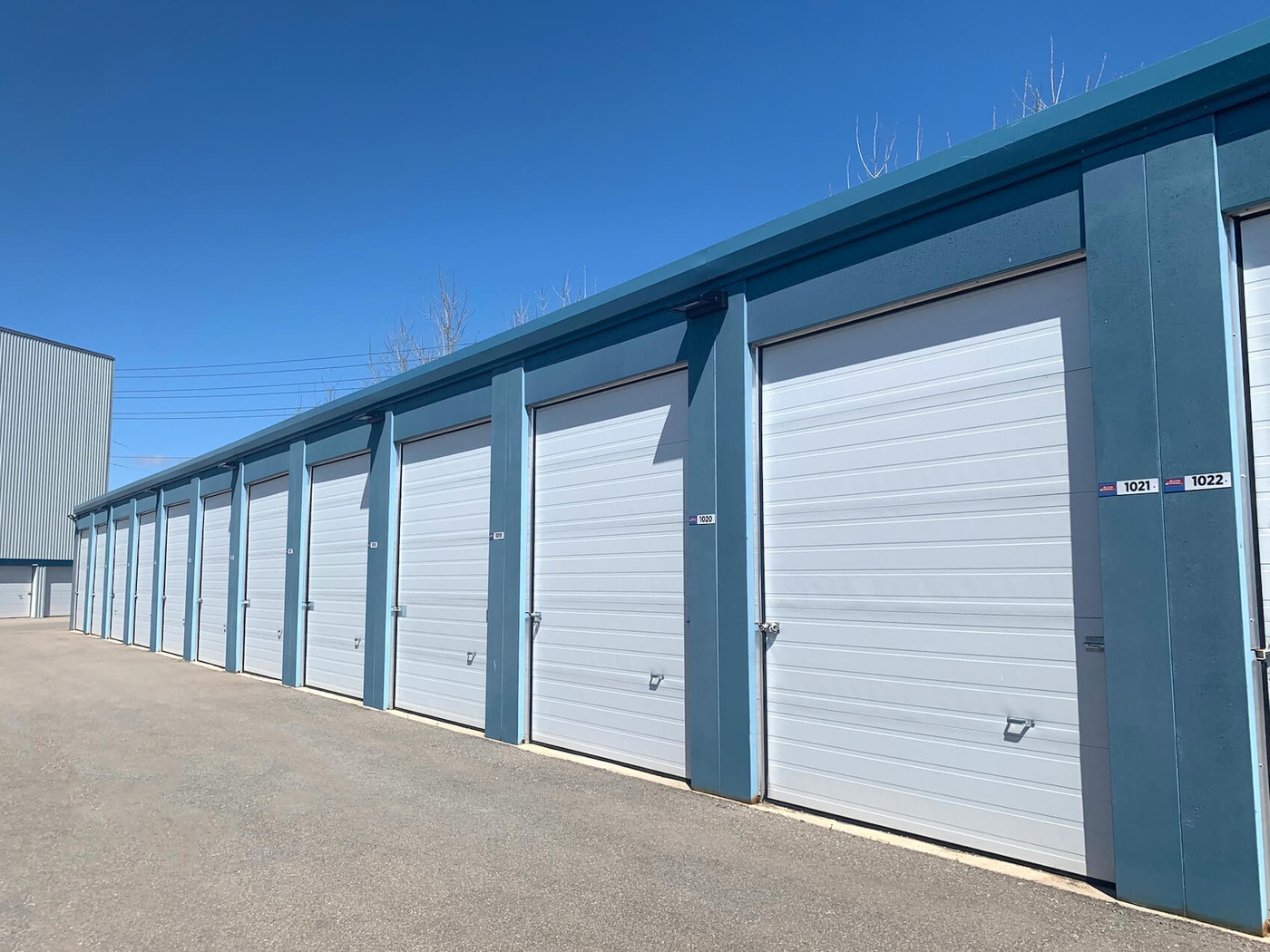 Leaside Self Storage Units at 205 Wicksteed Ave., Toronto, ON