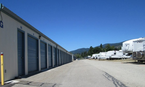 Access Storage - Vernon located at 6445 Highway 97 N has the self storage solutions you need. Call to reserve today!