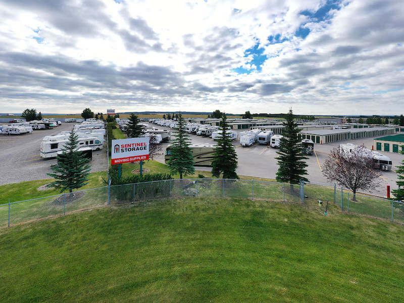 La succursale Access Storage – Calgary Springbank, située au 130 Commercial Court, a la solution d'entreposage qu'il vous faut. Réservez dès aujourd'hui!