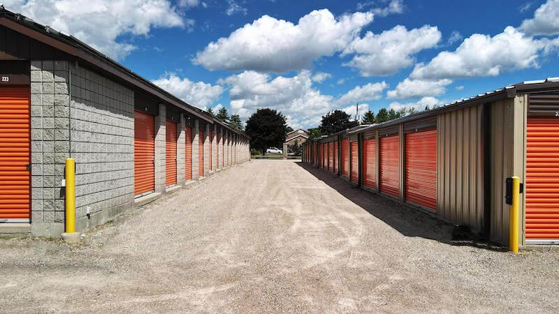Rent Woodstock storage units at 215 Bysham Park Dr. We offer a wide-range of affordable self storage units and your first 4 weeks are free!