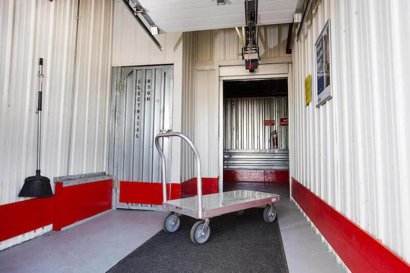 Rent Edmonton self-storage units at 5403 136 Ave NW. We offer a wide-range of affordable self storage units and your first 4 weeks are free!