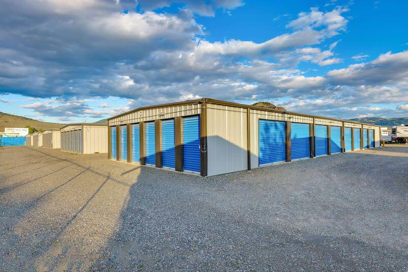 Rent Kamloops storage units at 1298 Kootenay Way. We offer a wide-range of affordable self storage units and your first 4 weeks are free!